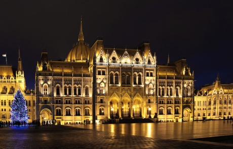 Budapest Parliament free stock photo